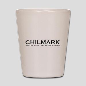 "Chilmark MA ""Lighthouse"" Design. Shot Glass"