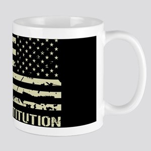 USS Constitution 11 oz Ceramic Mug