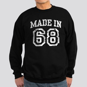 Made in 68 Sweatshirt (dark)