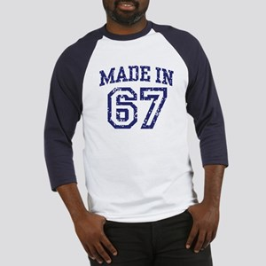 Made in 67 Baseball Jersey