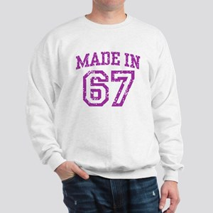 Made in 67 Sweatshirt