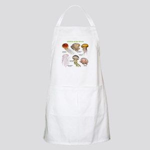 Jellyfish of the World Apron