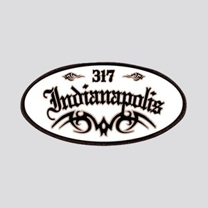 Indianapolis 317 Patches
