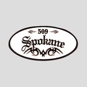 Spokane 509 Patches
