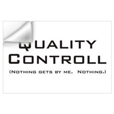 Q Controll Wall Art Wall Decal