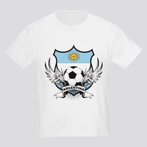 Argentina Soccer Kids Light T-Shirt