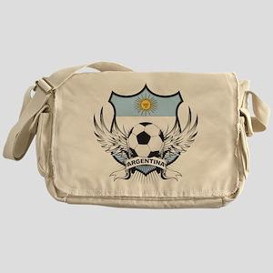 Argentina Soccer Messenger Bag