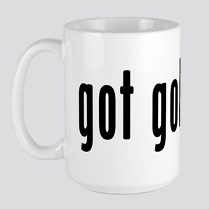 GOT GOLDFISH Large Mug