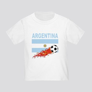 Argentina Soccer Toddler T-Shirt