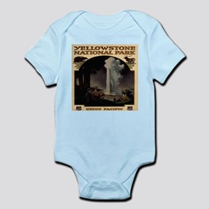 Yellowston National Park Union Pacific Infant Body