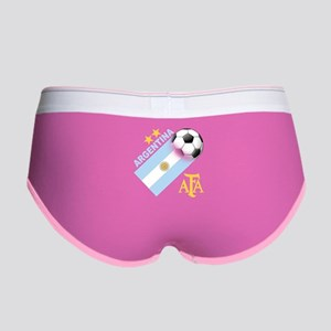 Argentina Soccer Women's Boy Brief