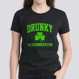 Drunky Women's Dark T-Shirt