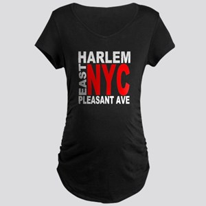 East harlem Maternity Dark T-Shirt