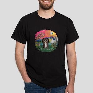 FantasyLand-ShihTzu#6 Dark T-Shirt