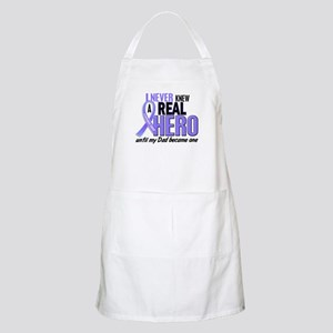 Never Knew a Hero Esophageal Cancer Apron