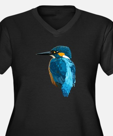 KingFisher Plus Size T-Shirt