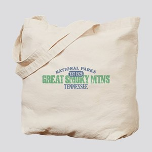 Great Smoky Mountains Nat Par Tote Bag