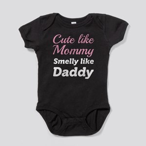Cute Like Mommy Body Suit