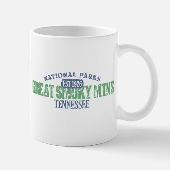 Great Smoky Mountains Nat Par Mug