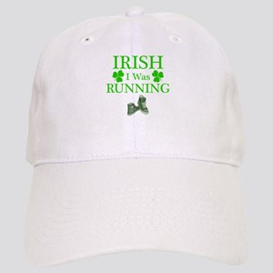 Irish I Was Running Cap