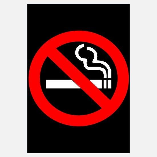 No Smoking Wall Art