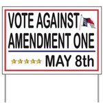 Vote No on May 8th Yard Sign