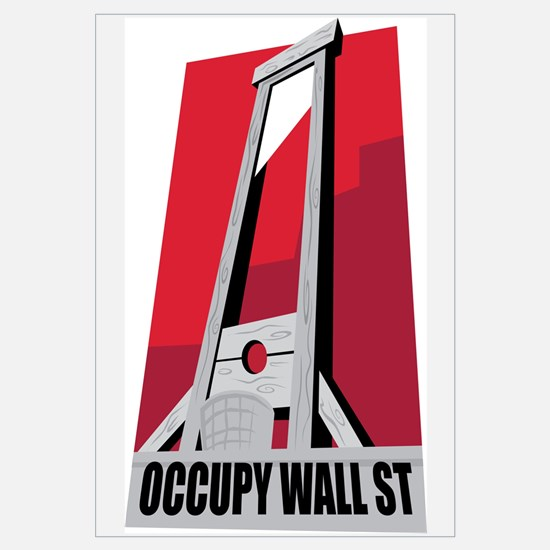 Occupy Wall St Wall Art