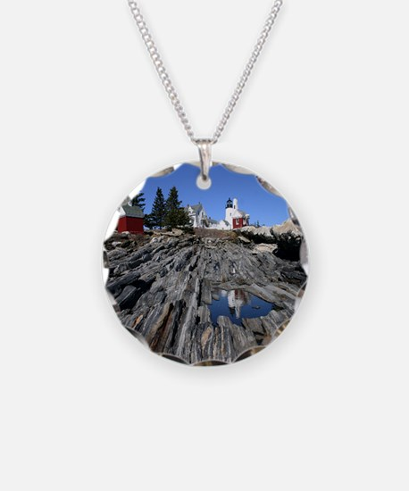 Pemaquid Point Light Necklace