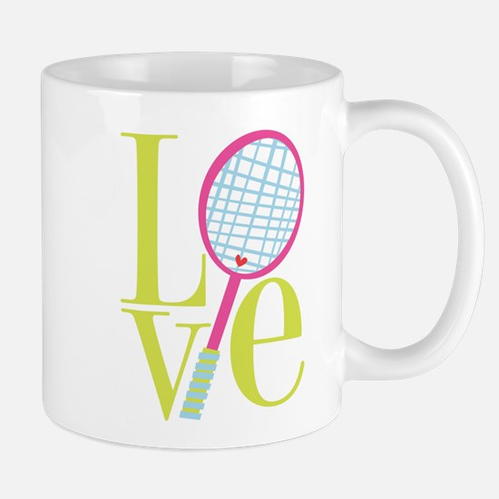 love tennis Mugs