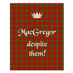 Keep Calm...the MacGregors are here!