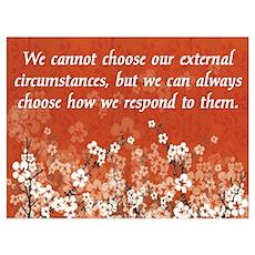 Circumstances Wall Art Poster