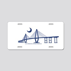 Stickers/Signs Aluminum License Plate