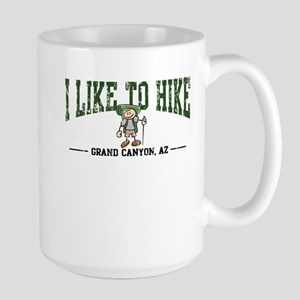 Grand Canyon Boy - Athletic Large Mug