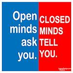 Open Mind Wall Art