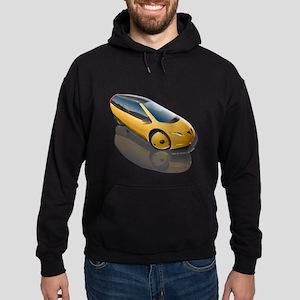 Velomobile Concept Hoodie (dark)