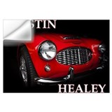 Austin healey Wall Decals