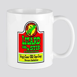 Lizard On A Stik! Mug