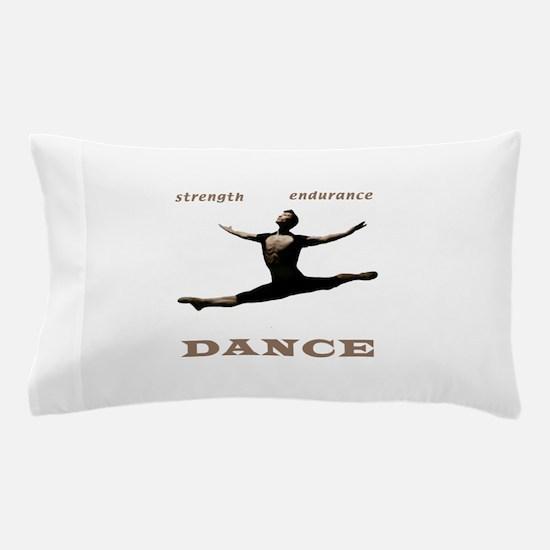 Male Dancer Pillow Case