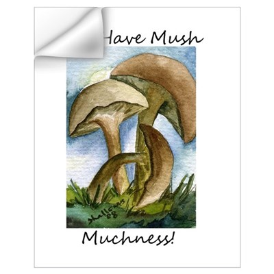 MUCHNESS Wall Art Wall Decal