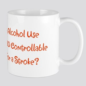 Alcohol Use and Stroke Controllable Risk Factors