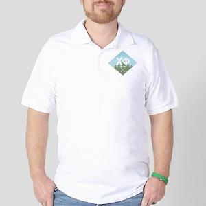 Chi Phi Trees Golf Shirt