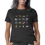 poses Women's Classic T-Shirt