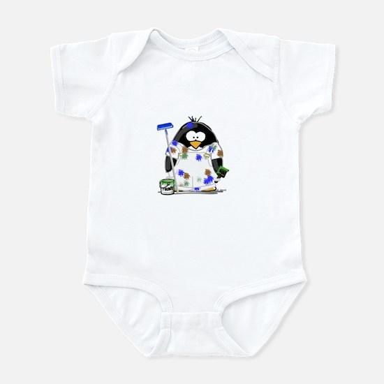 Painter Penguin Infant Creeper