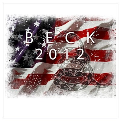Beck 2012 Wall Art Poster
