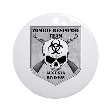 Zombie Response Team: Augusta Division Ornament (R