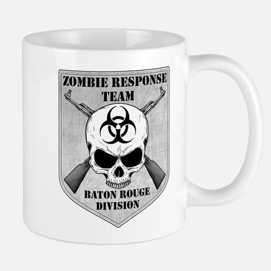 Zombie Response Team: Baton Rouge Division Mug