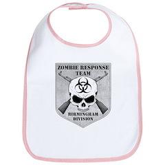 Zombie Response Team: Birmingham Division Bib
