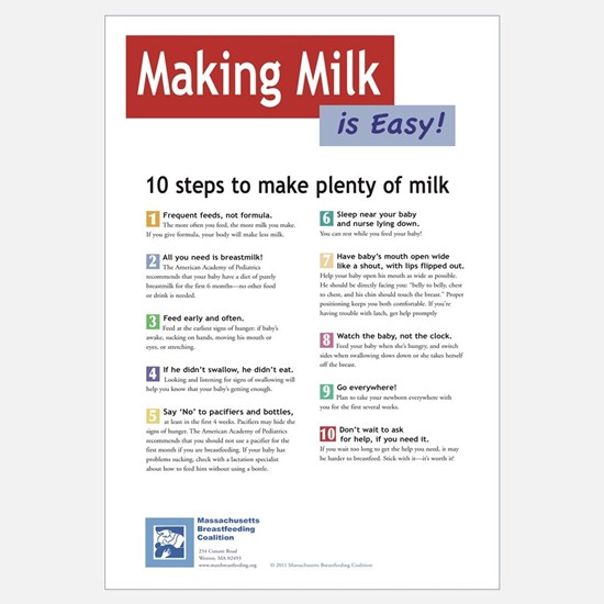 Making Milk is Easy Wall Art