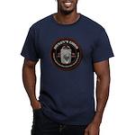 Men's Fitted Hot Dicken's Cider T-Shirt (dark)