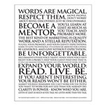 Small Voiceover Talent Manifesto Poster